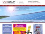 Ecopart, Ingénierie et Maintenance - Energies et Télécoms