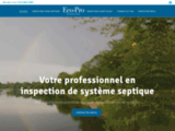 Eco-Pro Enivronnement - Inspection des fosses septiques et champ d'épuration, décolmatation