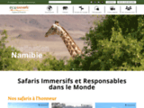 Safari en immersion avec Ecosafaris