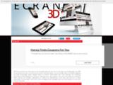 Ecran 3D | Actualités de la TV 3D