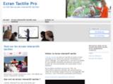 Écran Tactile Pro -