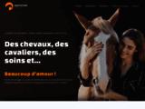 Site Officiel des Ecuries de Dressage Gilles SIAUVE