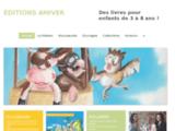 Editions Amiver : maison d'édition de livres pour enfants, dans le respect de l'environnement et de la forêt