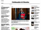 Educ-Hebdo.fr : L'Hebdomadaire de l'Éducation