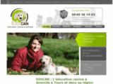 Education Canine à domicile à Tours