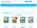 Livres, jeux et posters éducatifs pour les enfants