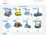 Robot Piscine Shop