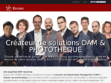 Agence de communication, Internet, publicité, site web - Poitiers, Futuroscope, Châtellerault, Tours, Vienne - Einden Studio