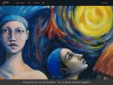 oeuvres originales,peinture,huile sur toile,aquarelle