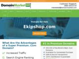 EKipShop - Vente d'équipement et de services aux clubs sportifs