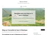 L'actualité du Saut à l'élastique en France - Blog Saut à l'Elastique