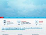 Artisan électricien,  installation d'alarme et d'automatisme à Chasseneuil sur Bonnieure