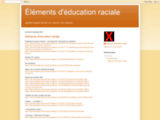 Apercite https://elementsdeducationraciale.blogspot.com