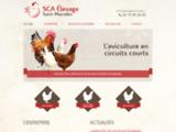 Producteur poules futures pondeuses en Rhône-Alpes