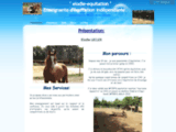 Elodie équitation 26