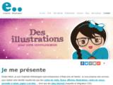 Elodie Aleton - Graphiste, Webdesigner