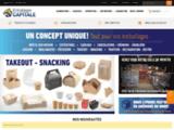 Emballages de la Capitale : Alimentaires, Industrielles et cadeaux - Emballages