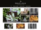 Bon guide de la décoratiob avec Emilie Jolie