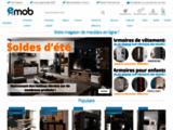 Magasin de meubles en ligne | Emob