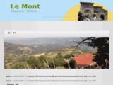 Gite Le Mont pour vos vacances en Ardèche
