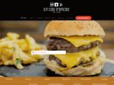 En cas d'encas - Toujours prêt à vous servir - Livraison de burger fait maison