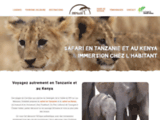 Safari en Tanzanie et au Kenya & circuits d'immersion chez l'habitant