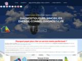 Diagnostiqueurs Immobilier de France et DOM avec Energie-Conseil-Diagnostic.fr