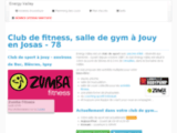 Energy Valley votre club fitness et salle de sport à Jouy en Josas