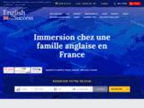 Leader des séjours anglais en France