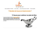 Ensauce.com : le site pour cuisiner toutes vos sauces préférées