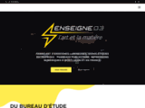 Enseigne 03 - Fabricant d'enseignes lumineuses en France
