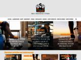 Site d'informations sur les activités sportives