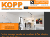 Entreprise générale de rénovation dans le Bas-Rhin