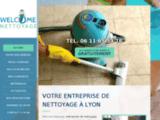Entreprise de nettoyage, entretiens à Lyon Rhône Alpes 69