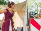 Sortir en famille et découvrir des lieux uniques : châteaux de la Loire,  jardins, sites  naturels, ville et musées du Val-de-Loire avec  Entrez dans la Cours des Grands