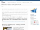 Référencement de sites internet, sites pas cher, Nantes : Eon Internet, freelance