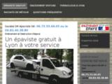 Enlèvement d'épaves - Epaviste gratuit à Lyon et sa région