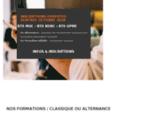 Spécialiste du BTS MUC, NDRC, GPME - École de Préparation au BTS