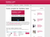 Guide complet de l'épilateur laser