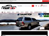Accessoires Pickup - 4x4 - SUV  - Utilitaires