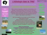 """Ethologie dans la """"PAU"""""""