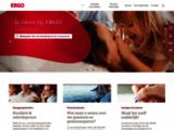 ERGO   - pensioen, sparen, beleggen, verzekeren, pension, epargne, placements, assurances