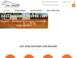 Entreprise de menuiserie Saumur (49) Maine et Loire : Eric Dallançon