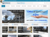ERMINOX, fabricant Français de garde-corps en inox et de main courante en inox