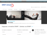 ERNMT, ERNT immédiat - 3 € TTC - ERNT Minute