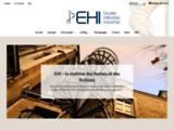 Escalier Hélicoïdal Industriel - EHI-Escaliers métalliques sur mesure