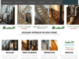 Escalier interieur | Escalier SC installation d'escalier interieur