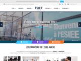 ESIEE : Ecole ingénieur génie électrique Amiens