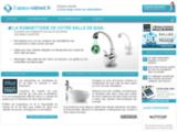 Produits de robinetterie de salle de bain
