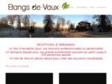 Les Etangs de Vaux | VAUX, un lieu d'exception pour l'organisation de VOS événements